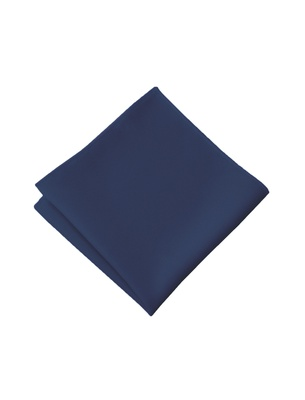 Pocket Square - Midnight Blue