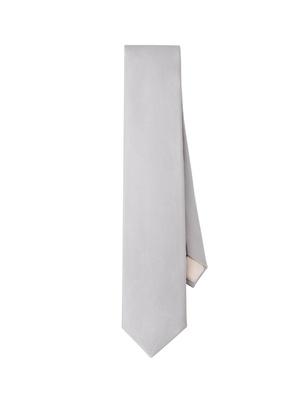 Necktie - Silver Grey