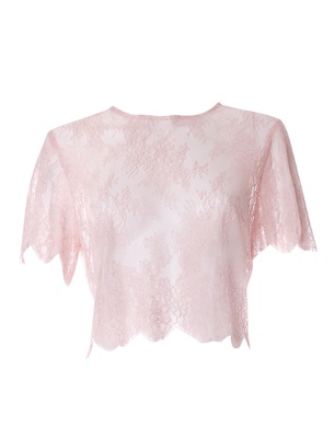 Anina - Dusty Rose Lace