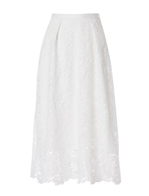 Stella - Ivory Guipure Lace