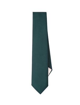 Necktie - Forest Green