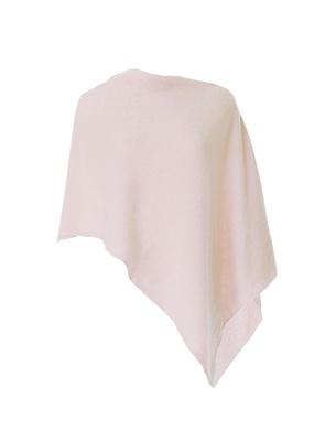 Poncho - Faded Blush