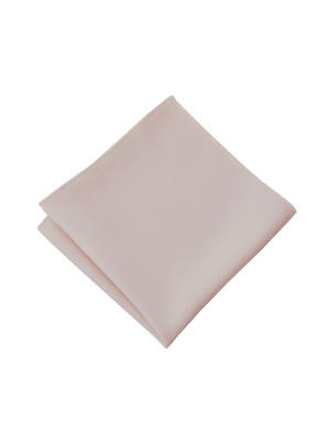 Pocket Square - Cream Beige