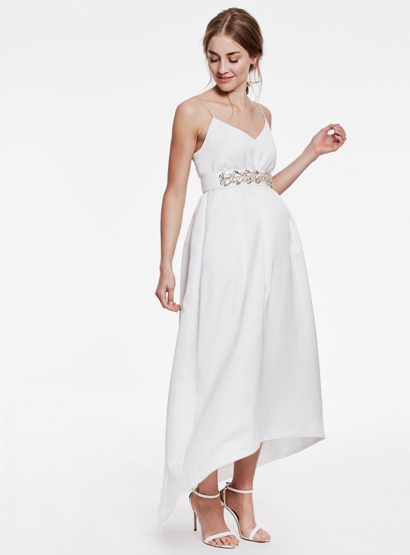 Hochzeitskleider & Brautmode für Schwangere  Piqyourdress