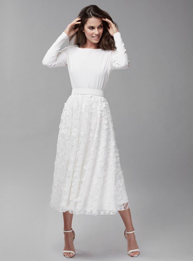 Kurze Hochzeitskleider  Piqyourdress